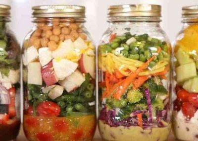 food truck botes verdura